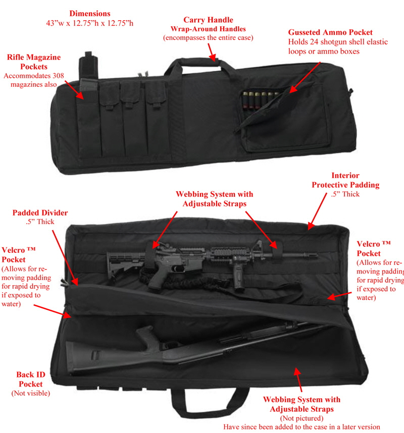 Tactical-Combo Case